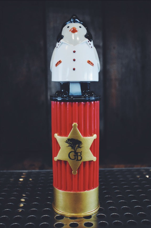Star Chicken Tap Handle