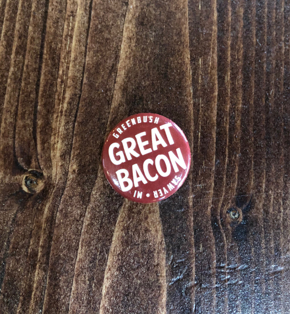 Great Bacon Button