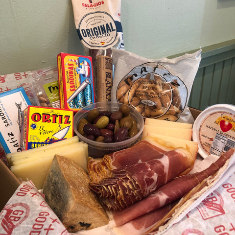 Spanish Inspired Foods Package
