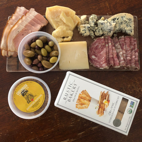 Charcuterie Sampler Package