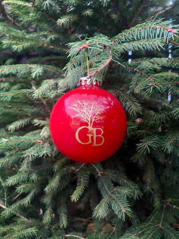 Red GB Ornament