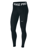 Nike Pro Tights Dame - Black