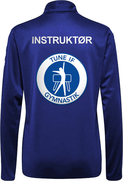 Instruktør  CORE HALF ZIP SWEAT (Dame)