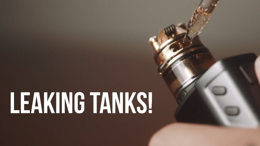 Do you find your tank leaks often?