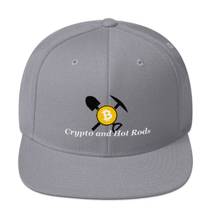 crypto and hot rods Hat