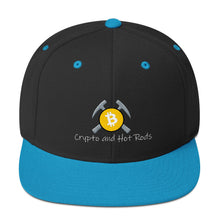 Load image into Gallery viewer, Crypto and hot rods v2 Hat