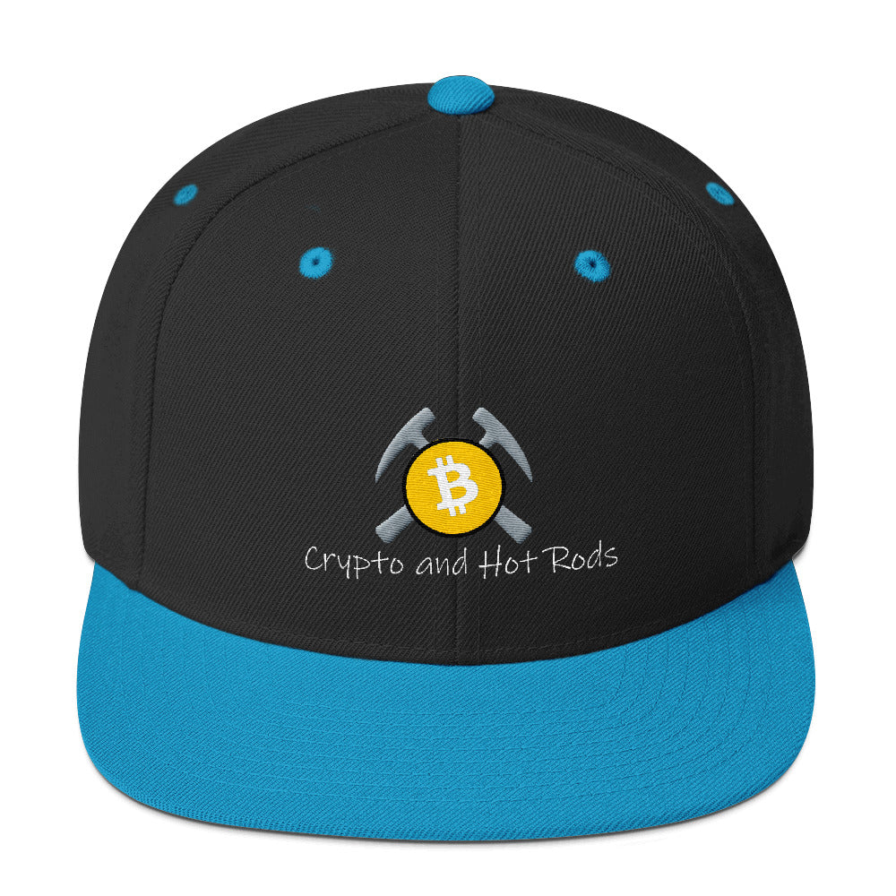 Crypto and hot rods v2 Hat