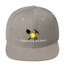Load image into Gallery viewer, crypto and hot rods Hat