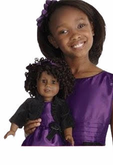 AMERICAN GIRL  'PRETTY IN PURPLE