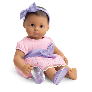 AMERICAN GIRL- BITTY BABY Blossoms & Bows Dress for Little Girls SIZE 7
