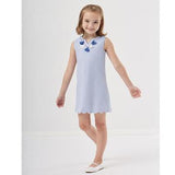 E-LAND - GINGHAM CARRIE GIRLS DRESS