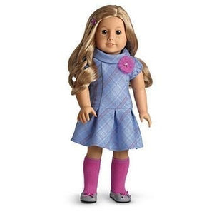 AMERICAN GIRL DOLL Sweet School Dress