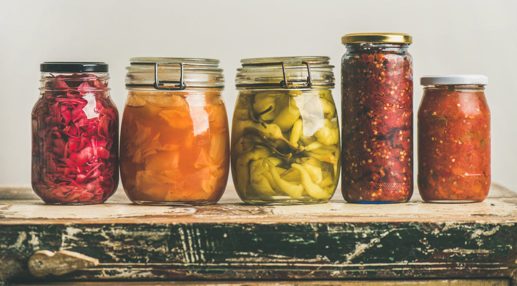 healthy canning