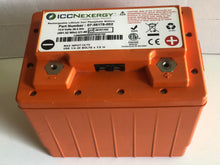Load image into Gallery viewer, USED ICCNEXERGY Lithium Iron Phosphate Battery Pack from Various Medical Devices