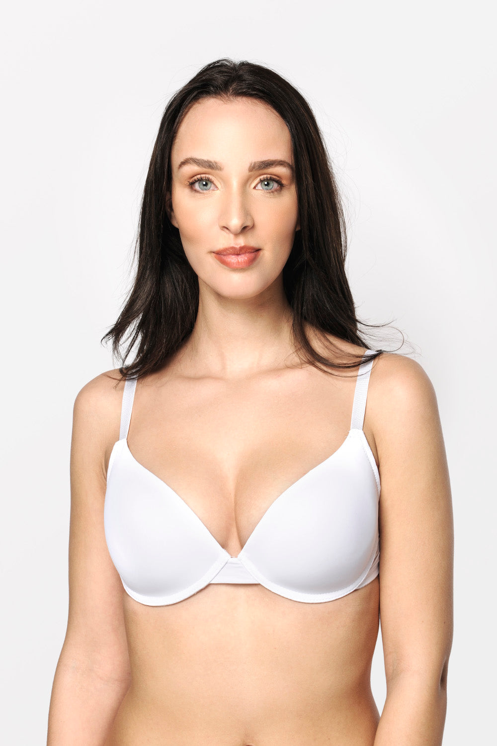 Soutien-gorge Push up Confort Blanc