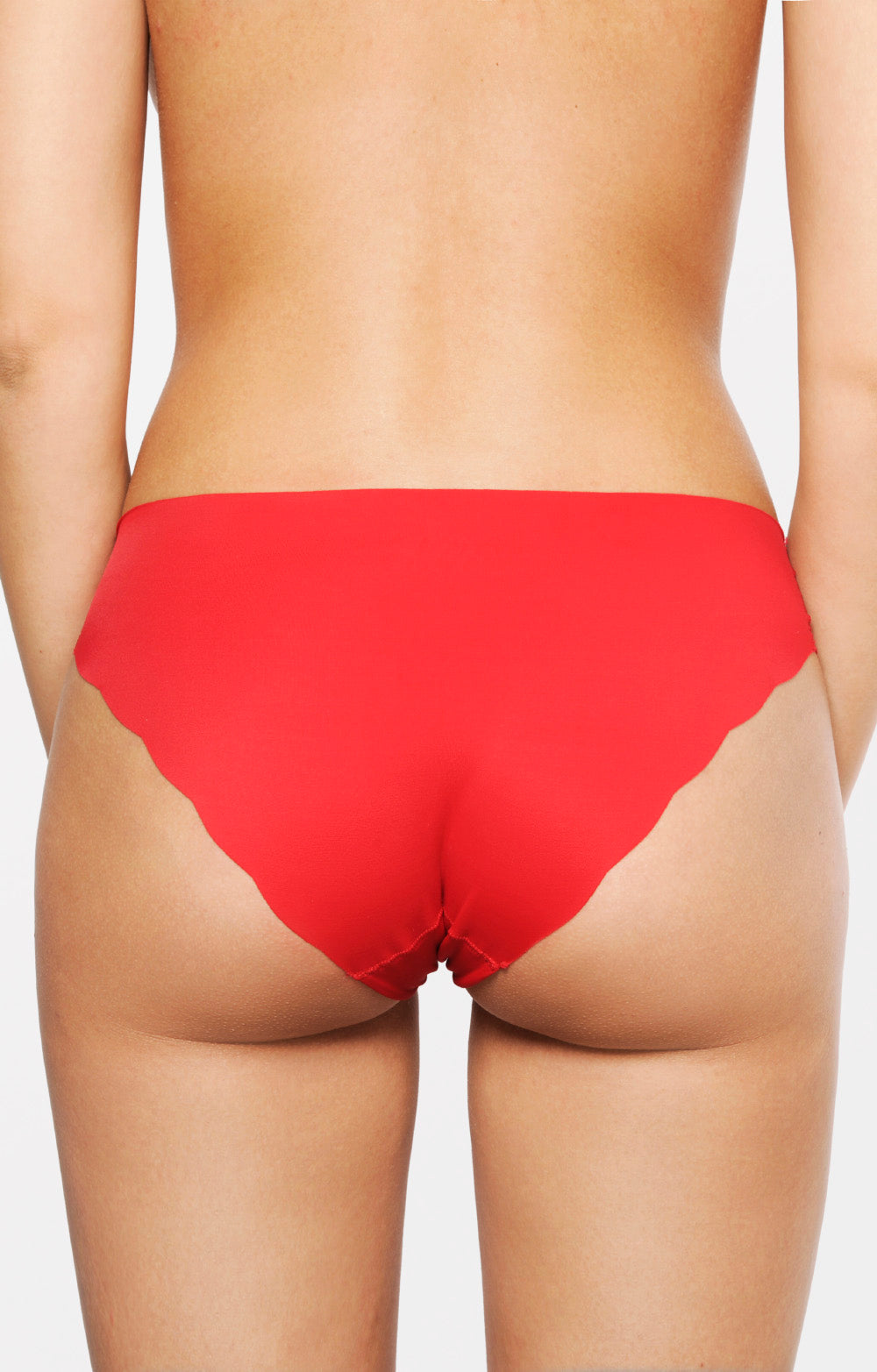 Culotte Body Touch Rouge