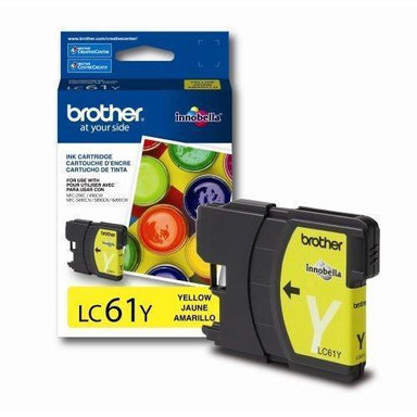 Brother Cartucho Amarillo P/Dcp165C,385C