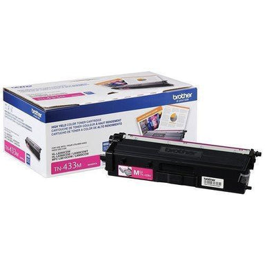 Brother Toner Magenta Tn433C