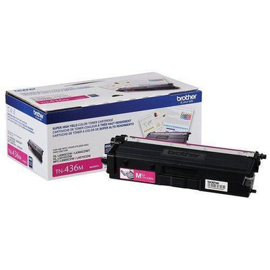 Brother Toner Magenta Tn436M