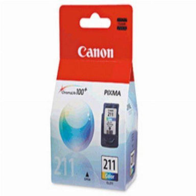 Cartucho-de-Tinta-Cl-211-Color-Mp240-2976B017AA