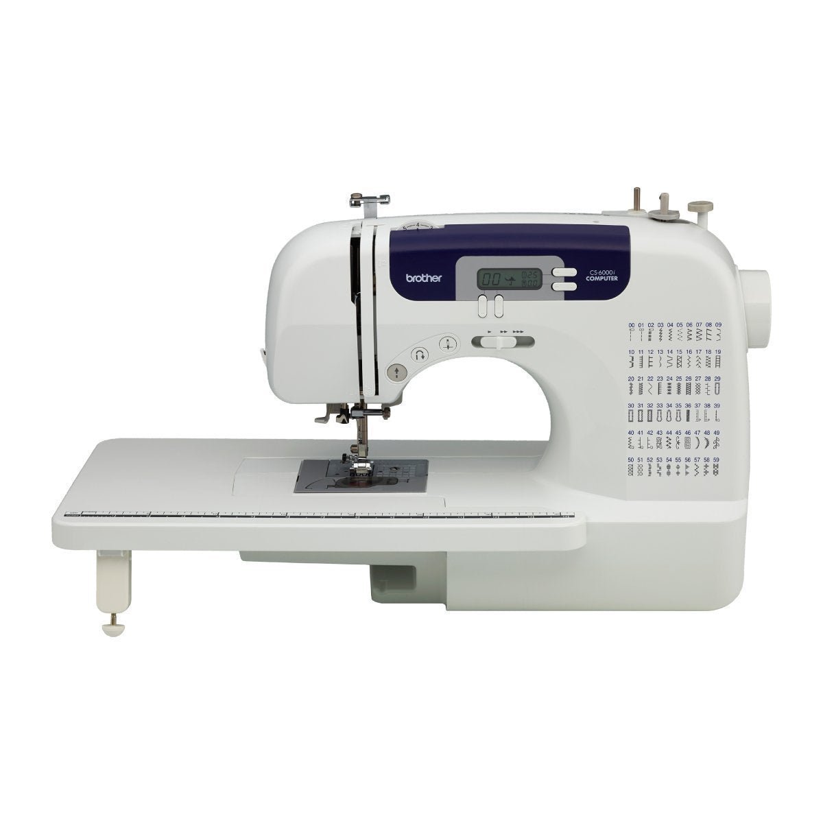 Máquina-de-coser-Computarizada-Brother-CS6000i