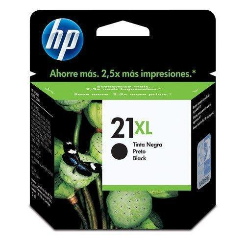 Cartucho-HP-21xl-negro-C9351CL