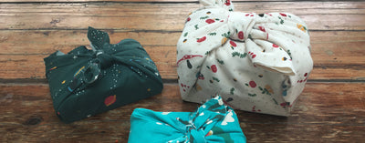Reusable wrapping for Christmas? Yes please! Our guide to eco-friendly, Furoshiki gift wrap