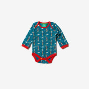 Night Sky Rockets Two Pack Baby Body Set
