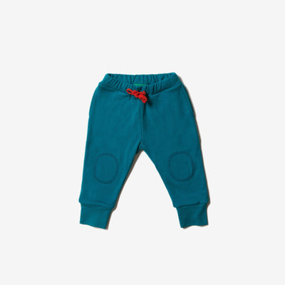 Teal Cosy Joggers