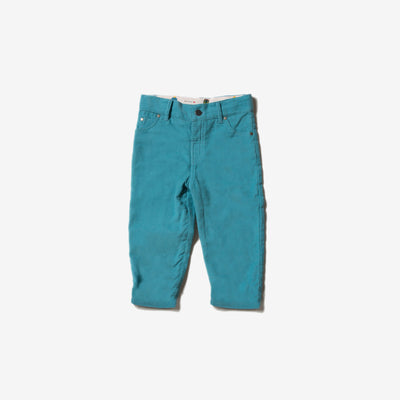 Mountain Blue Classic Cord Jeans