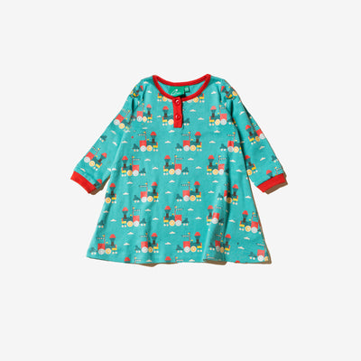 Sky Train Playaway Dress