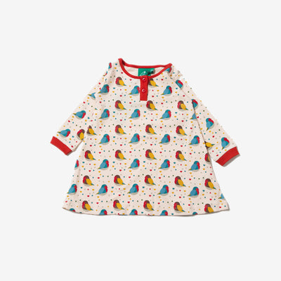 Rainbow Robins Playaway Dress