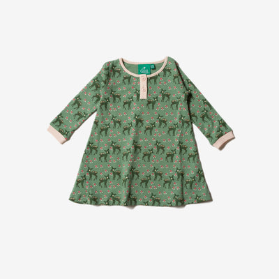 Forest Doe Playaway Dress