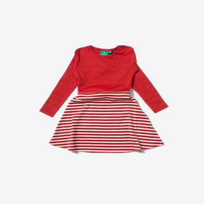 Red Little Twirler Dress
