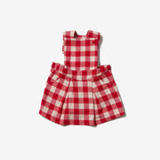 Fireside Pinafore Dress