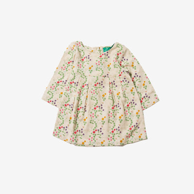 Mountain Blooms Smock Dress