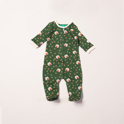 Golden Sheep Babygrow