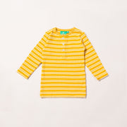 Gold Stripes Forever Long Sleeve T-Shirt