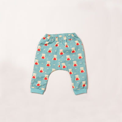 Polar Bear Cosy Jelly Bean Joggers
