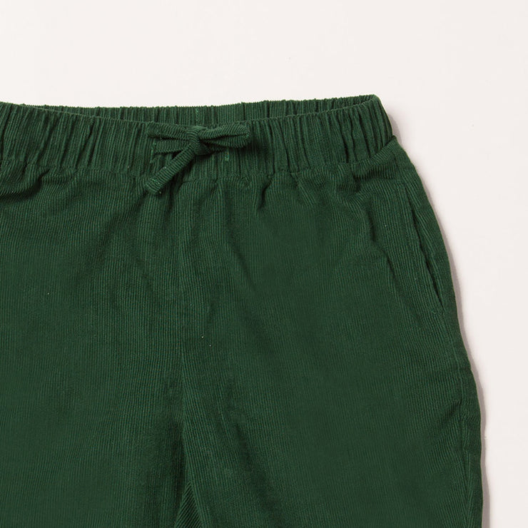 Vintage Green Cord Comfy Trousers