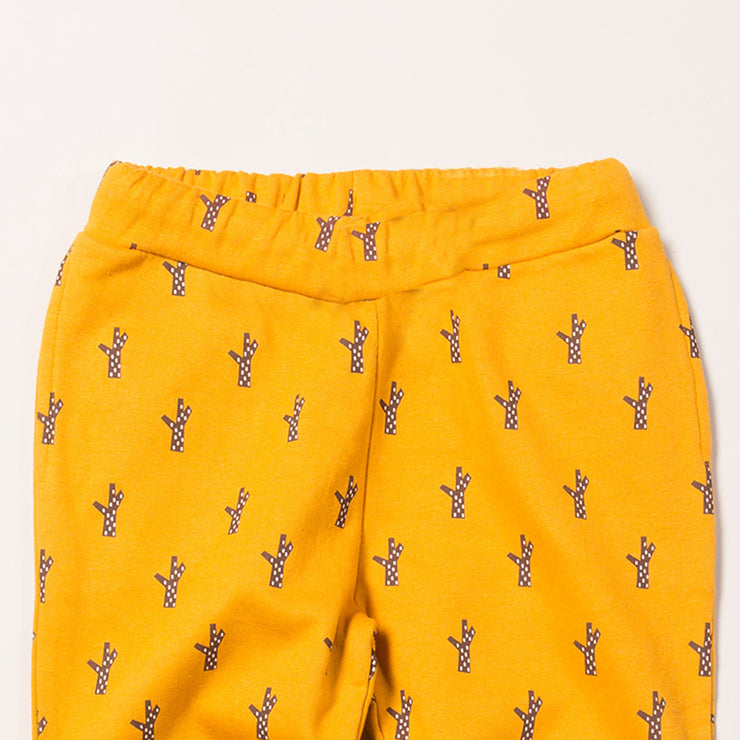 Golden Forest Cosy Joggers