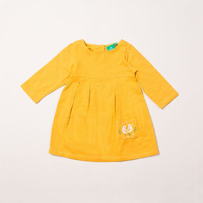 Love Birds Smock Dress