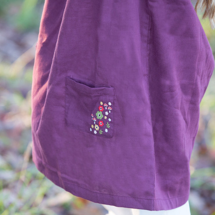Toadstool Smock Dress