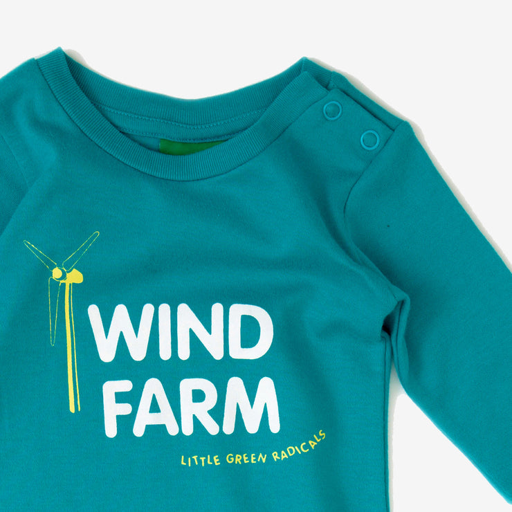 Wind Farm Playsuit