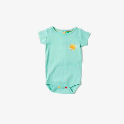 Pale Turquoise Baby Body