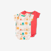 River Friends Baby Body 2 Pack