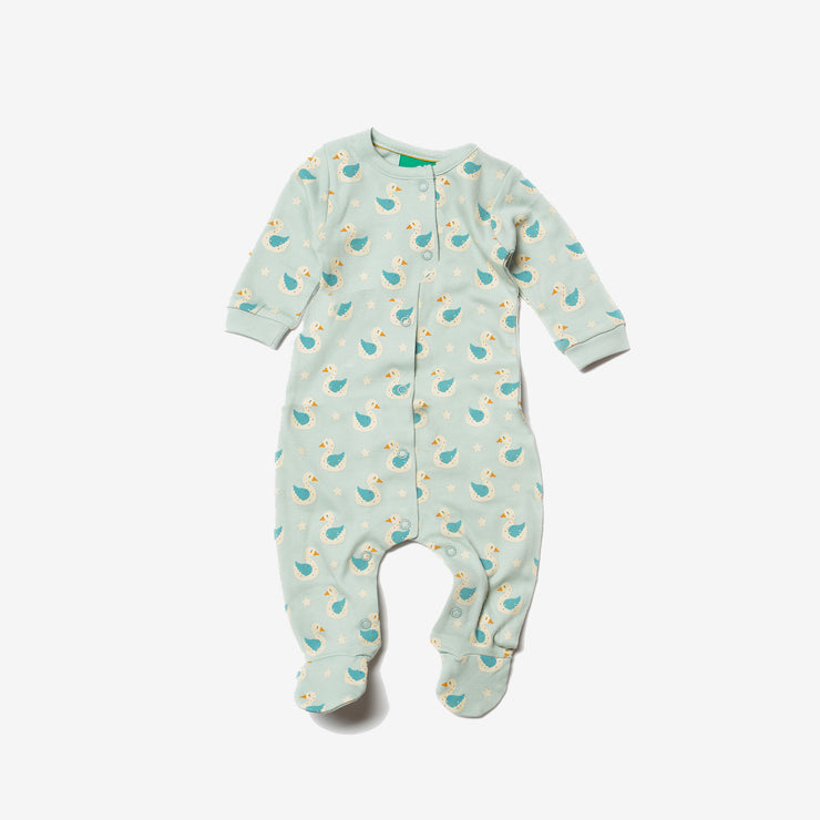 Golden Ducks Babygrow