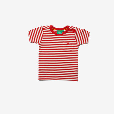 Red Stripe T-Shirt