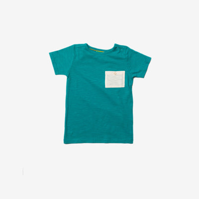 Emerald Pocket Essential Tee