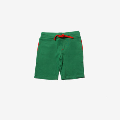 Jungle Green Beach Shorts